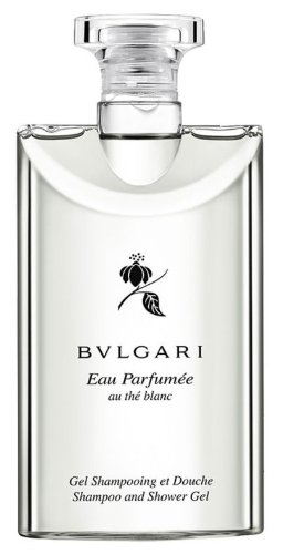 Bvlgari au the blanc (white tea) Shampoo and Shower Gel 2.5oz Set of 6 - Blanc Set