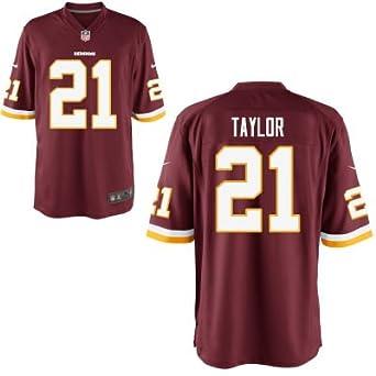 ae5730a0c jay chen 21 Sean Taylor Jersey Washington Redskins Jerseys Mens American  Football Jersey Red Size XXL