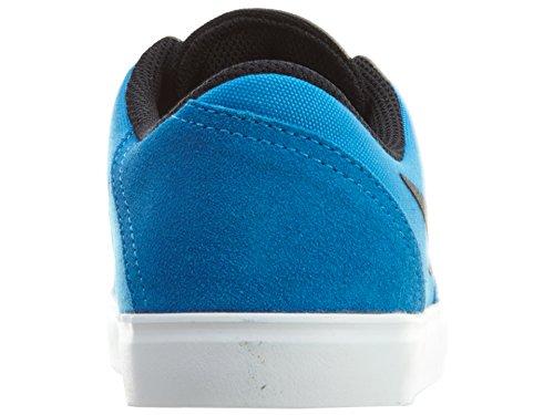 Nike Sb Check (Gs), Zapatillas de Skateboarding para Hombre Azul (Photo Blue / Black)