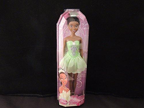 Mattel Disney Princess Ballerina Princess Tiana Doll]()