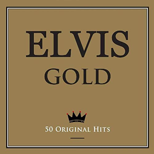 Gold - Elvis Presley - Greatest Hits by CD