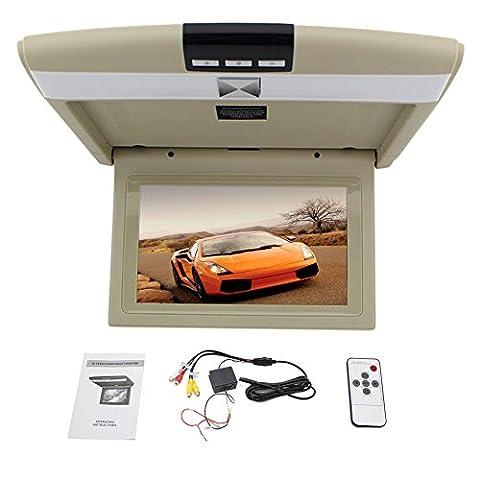 New 10.1 inch Car Roof Mounted Display car Monitor LED digital screen car ceiling monitor flip down monitor Car Drop down Over Head - Ceiling Mount Flip Down Lcd
