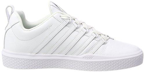 Blanc Swiss 41 Homme 101 White Donovan Sneakers Basses White White K EU TqSwZxFFz