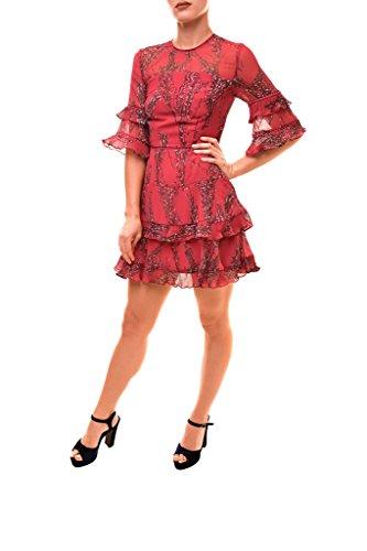 Mini rosso floreale da Up Keepsake donna Light abito S taglia qCSExHw