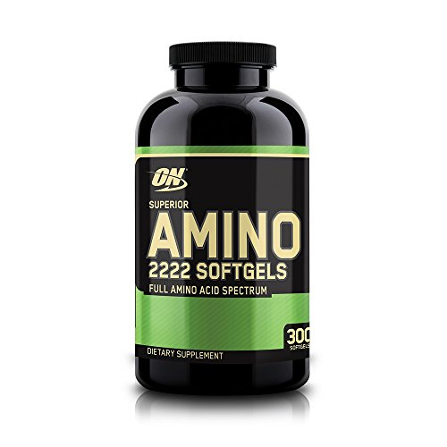Optimum Nutrition Superior Amino Capsules