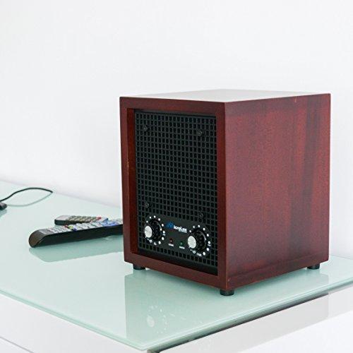 Microlux ML3000DCH Ozone Air Generating UV 3000 sq ft Air Purifier