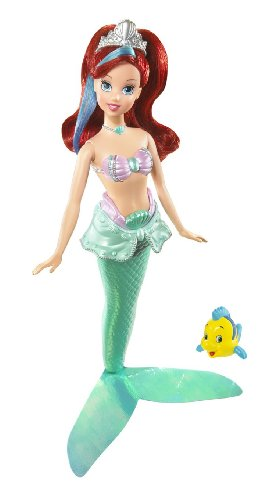 Disney Princess Royal Bath Beauty Ariel Doll