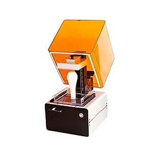 impresora 3D (Tecnología SLA estereolitografia), resina fotosensible, Easy set-up
