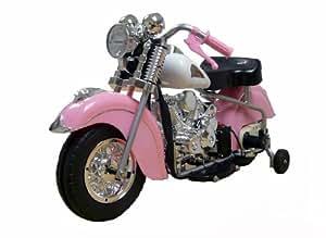 Indian Motorcycle - Pink