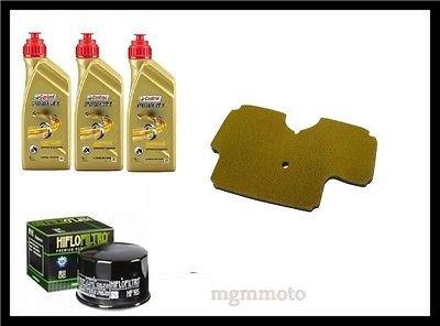 Castrol 10W40 - Kit de mantenimiento con aceite, filtro de ...