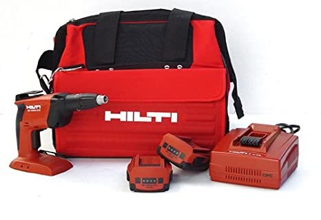 Amazon.com: Hilti 03474878 SD4500-A18 CPC - Destornillador ...