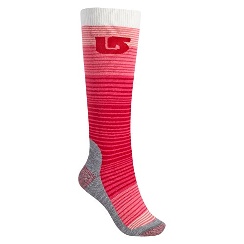 Burton Women's Scout Socks, Sashimi, Small/Medium