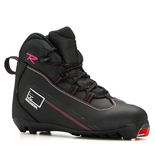 Rossignol X-1 FW Womens NNN Cross Country Ski Boots - 44/Black