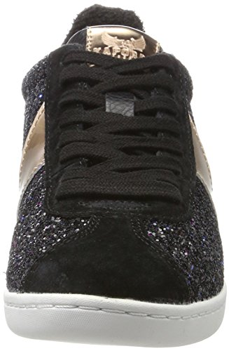 Noir 546 Katala Women's Black Low Kaporal ZC1RUqwR