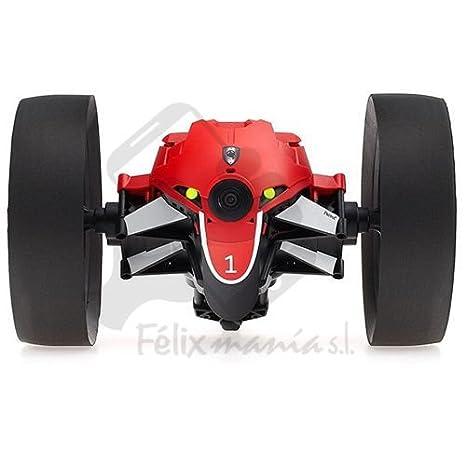 Mini Drone Parrot Ruedas Jumping Race Max Camara Todoterreno Color ...