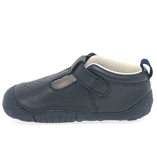 Start Rite Baby Jack Boys First Shoes Navy