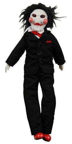 Neca SAW Billy the Jigsaw Puppet 9in. Plush