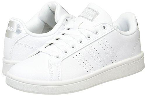 new style 0ca15 2db17 Amazon.com adidas Zapatilla BB9609 VS Advantage White Shoes