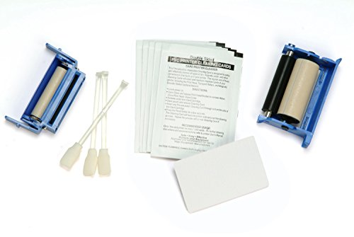 Zebracard 105999-302 3 ID Card Printer Cleaning Kit, ZXP Series
