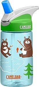 CamelBak Kids Eddy Water Bottle, Bear Scouts, 0.4 L