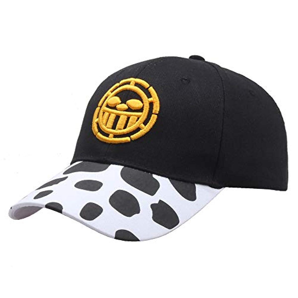 [해외] EIKOU 원피스 트라팔가 로우 모자 코스프레 캡 프리 사이즈