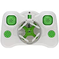 Dwi Dowellin Mini 2.4G 4CH 6 Axis Gyro RC Quadcopter UFO Drone with 3D Flips Headless Mode CX-Stars green