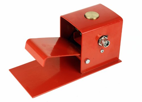 Foot Pedal For 260 Gallon Sandblast Cabinet by Steel Dragon Tools