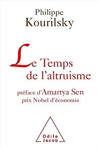 Book's Cover of Le Temps de l'altruisme