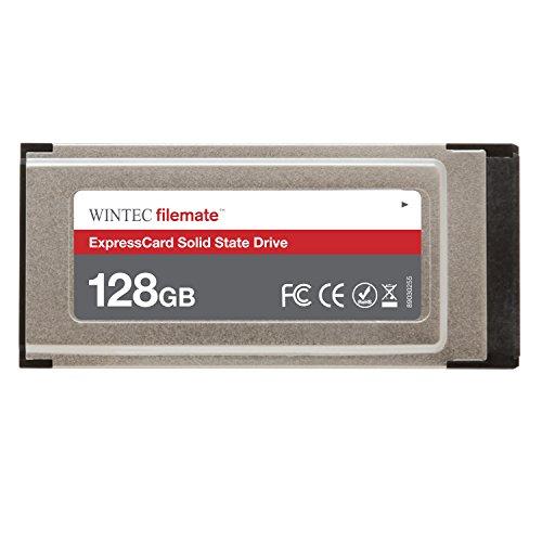 Wintec Filemate ExpressCard PCIe 128GB MLC 1.3 3FMS4E128JM-R