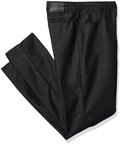 Cotton Birdseye Weave (Perry Ellis Big and Tall Dark Indigo Five Pocket Denim-Men's, INDIGO-4BSB9890, 44W X 30L)