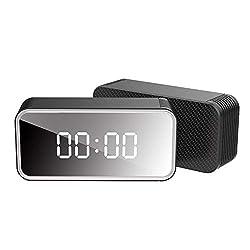 Reloj espía con despertador