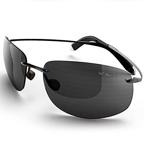Bex Unisex Lynnson And Grey Sunglasses Multi One Size