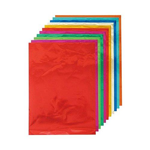 (業務用20セット) クラサワ ホイルカラー紙 K-82 生活用品 インテリア 雑貨 文具 オフィス用品 ノート 紙製品 画用紙 top1-ds-1914261-ah [簡素パッケージ品] B07548JZGZ