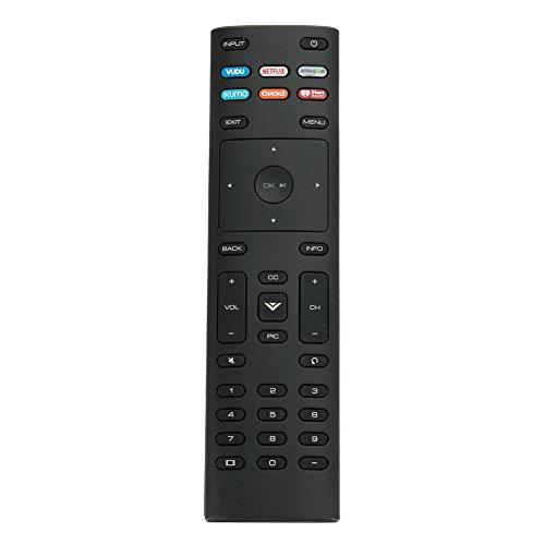 Price comparison product image New XRT136 Remote Control fit for Vizio TV P55-F1 P65-F1 P75-F1 D24f-F1 D43f-F1 D50f-F1 E65-E1