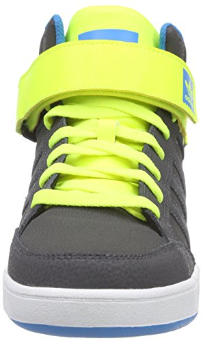 Varial Gris Mid Hommes Chaussures Lime Bleu Adidas ax0qwfw