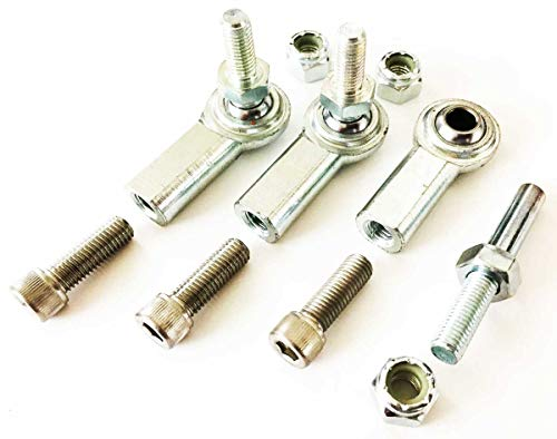 Prince Hydraulics FEL Joystick Rod-end Repair kit 671900084 671400252 1409-3003 1409-3004 ()