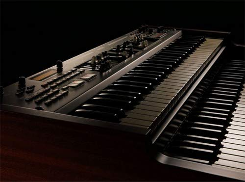 Hammond 61-key Dual-manual Digital Organ (SKX)