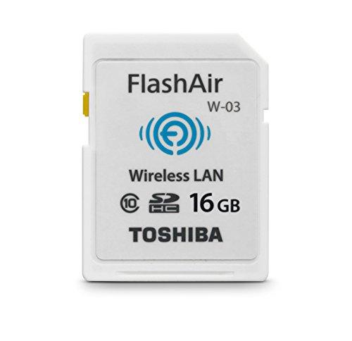 Toshiba FlashAir W-03 16GB