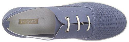 Bugatti Damen J64011g Sneakers Blau (jeans 455)