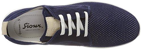 Sneaker Atlantic 700 Heimito Herren Blau Blue xl Sioux AzpPxP
