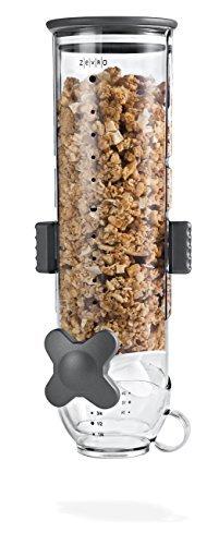 Zevro PROZ – Dispensador kch-06138 Indispensable SmartSpace pared 13 onzas dry-food dispensador
