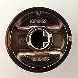 811195 Knob for Sub-Zero Wolf Pro Ventilation Hood. Replace 811195, 805328, KIP5D44, 5D44, WLF811195