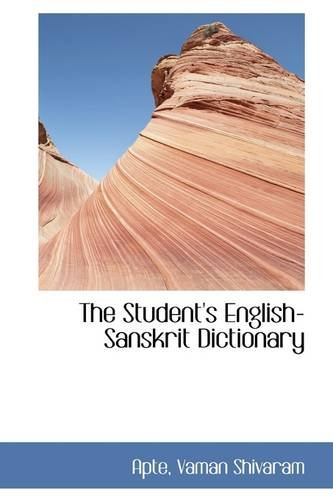 The Student's English-Sanskrit Dictionary