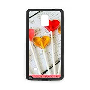 Lollipops CUSTOM Case Cover for Samsung Galaxy Note 4 LMc-21501 at LaiMc
