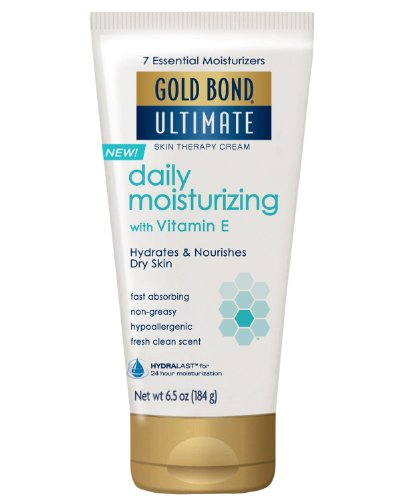 Gold Bond Ultimate Daily Moisturizing With Vitamin E Skin Therapy Cream 6.50 oz (Pack of 3) ()