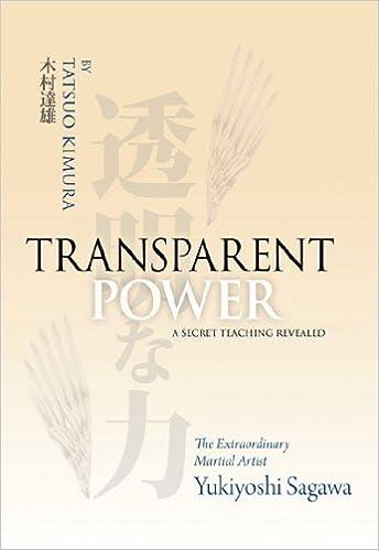 TRANSPARENT POWER TATSUO KIMURA EBOOK