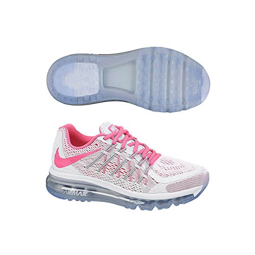 Nike Air Max 2015 (GS) Big Kids Running Shoe, 6.5 by Nike