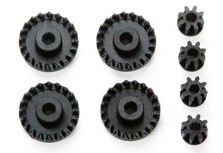 Tamiya Tamiya <15462> carbon reinforced gear G13 · 8T pinion set [Grade Up Parts Series No.462 Tamiya]