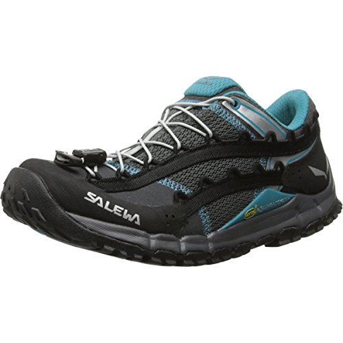 Salewa Women's WS Speed Ascent Hiking Shoe - Carbon/Pagod...