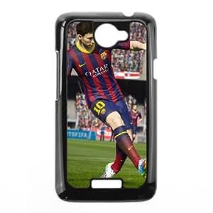 HTC One X Cell Phone Case Black FIFA 15 2 VIU919390